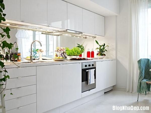 file27 Bài trí nội thất cho căn hộ 40 mét vuông