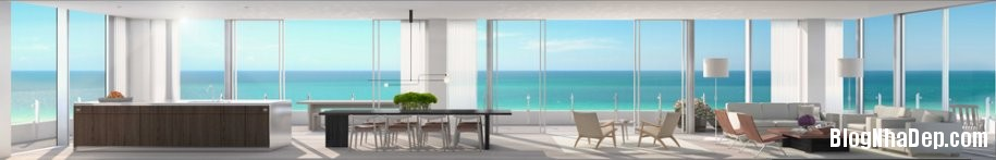 file 00368 Căn hộ đắt giá nằm trên bãi biển Miami