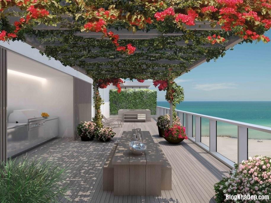 file 00470 Căn hộ đắt giá nằm trên bãi biển Miami