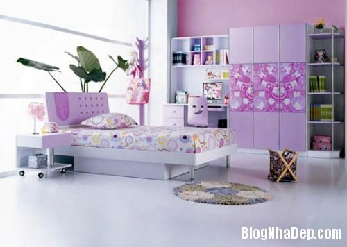 file 00593 Trang trí phòng ngủ phù hợp với tính cách của trẻ