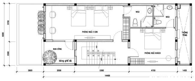 file 00645 Căn nhà đơn giản dễ thương và nữ tính nơi góc phố