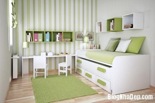 file 00687 Trang trí phòng ngủ phù hợp với tính cách của trẻ