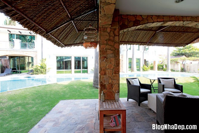 file 00727 Biệt thự 180m2 với lối thiết kế đầy sáng tạo ở Thảo Điền