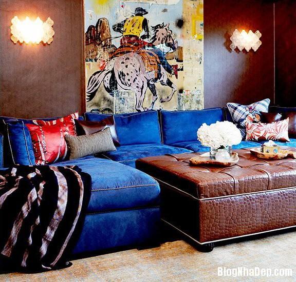 file 00734 Căn nhà tràn ngập sắc màu của Jessica Alba