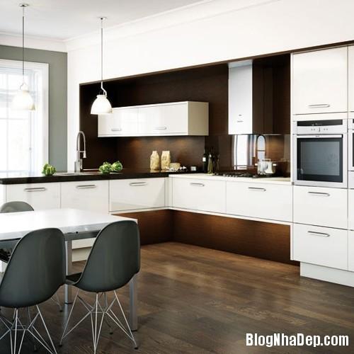 file 00738 Bài trí nội thất đẹp cho bếp hình chữ L