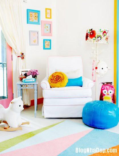 file 00834 Căn nhà tràn ngập sắc màu của Jessica Alba