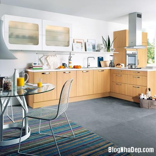 file 00838 Bài trí nội thất đẹp cho bếp hình chữ L