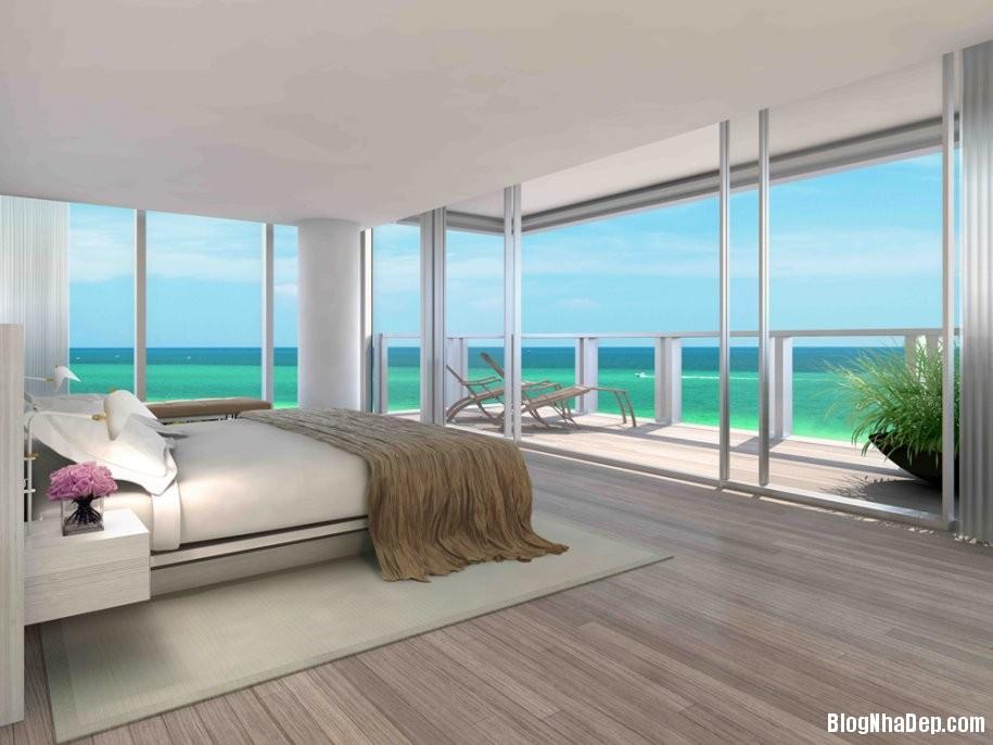 file 00860 Căn hộ đắt giá nằm trên bãi biển Miami