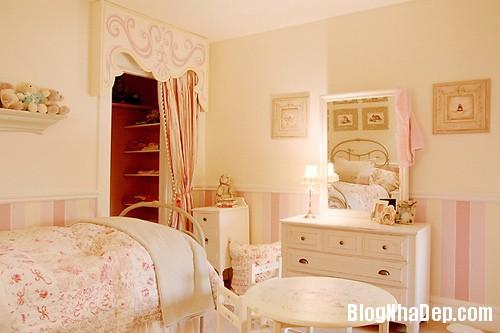 file 00980 Trang trí phòng ngủ phù hợp với tính cách của trẻ
