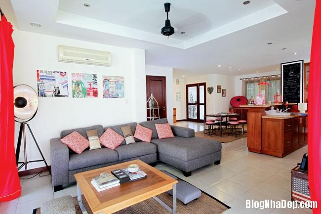 file 01220 Biệt thự 180m2 với lối thiết kế đầy sáng tạo ở Thảo Điền