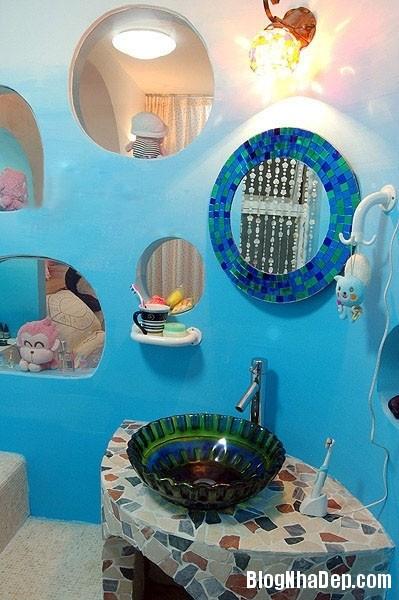 file 01411 Hạ nhiệt cho không gian sống bằng tone màu xanh dương