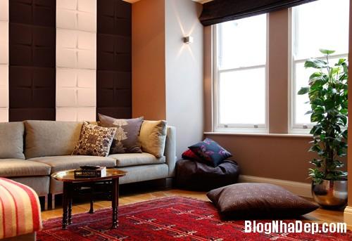 gach op dep 20145 Mẫu nội thất đẹp với tấm ốp tường 3D công nghệ Hàn Quốc