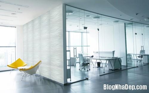 gach op dep 20149 Mẫu nội thất đẹp với tấm ốp tường 3D công nghệ Hàn Quốc