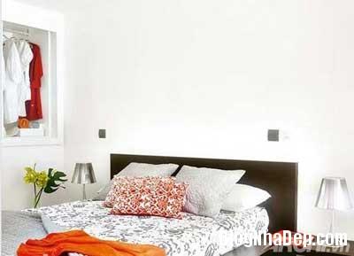 khong gian dep 10 Bố trí không gian sống tiện nghi trong căn hộ nhỏ