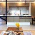 Không gian đẹp trong căn hộ hiện đại