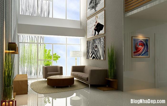 mau phong khach dep 20 Những mẫu phòng khách đẹp trang nhã