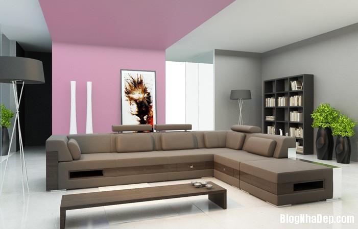 mau phong khach dep 27 Những mẫu phòng khách đẹp trang nhã