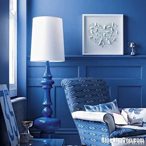 mau sac phong khach lang man 1  Kết hợp màu sắc ấn tượng cho phòng khách