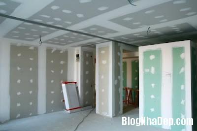 mau tran thach cao dep2B2528532529 Mẫu trần nhà đẹp