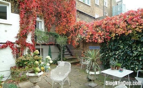 nha dep z Ngôi nhà với không gian nội thất đẹp ở Anh
