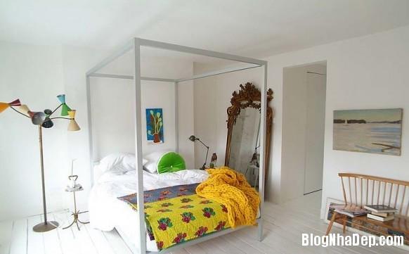 nha dep z12 Ngôi nhà với không gian nội thất đẹp ở Anh