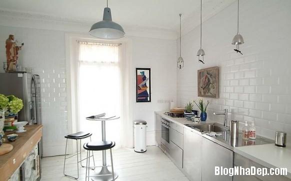nha dep z4 Ngôi nhà với không gian nội thất đẹp ở Anh