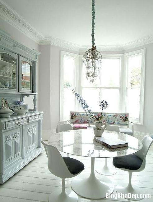 nha dep z8 Ngôi nhà với không gian nội thất đẹp ở Anh