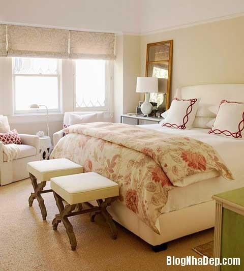 nhung mau phong ngu dang mo uoc1 Mẫu phòng ngủ đẹp tinh tế