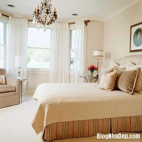 nhung mau phong ngu dang mo uoc3 Mẫu phòng ngủ đẹp tinh tế