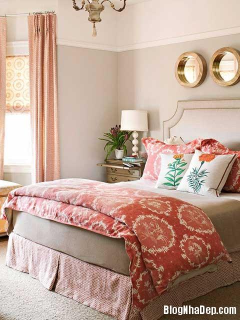 nhung mau phong ngu dang mo uoc4 Mẫu phòng ngủ đẹp tinh tế