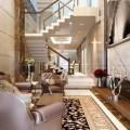 Thiết kế nội thất sang trọng cho phòng khách