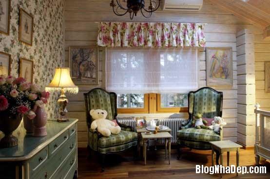 noi that phong ngu6  10 Mẫu phòng ngủ phong cách cổ điển dành cho bé gái
