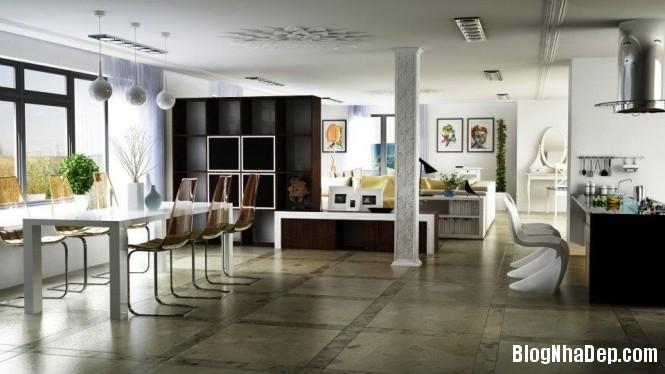 noi that tre trung cho ngoi nha hien dai9 Những mẫu thiết kế nội thất hiện đại