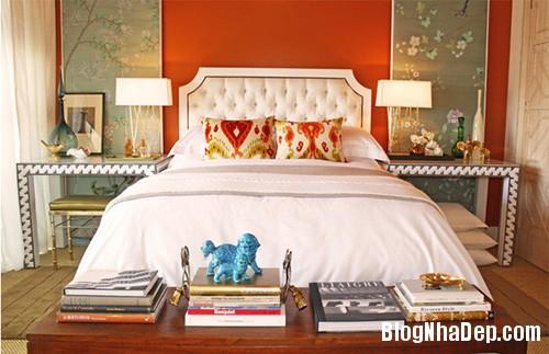 phong ngu chau a 7 Mang phong cách Á Đông vào phòng ngủ