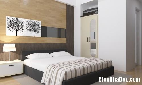 phong ngu dep 2 2 Thiết kế phòng ngủ đơn giản và cá tính
