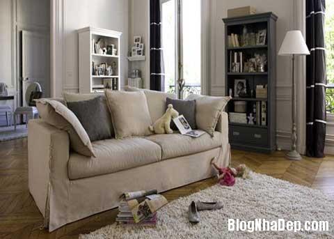 phong khach dep3 Phối màu cho phòng khách đẹp tự nhiên