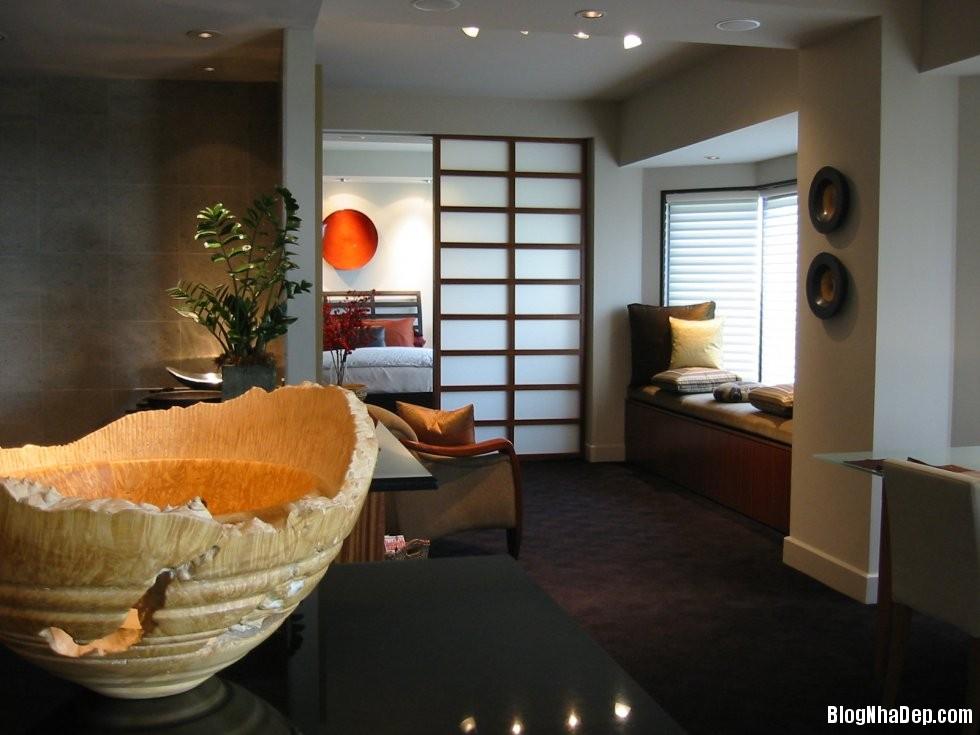 phong khach nhoa3 Giải pháp nới rộng phòng khách nhỏ