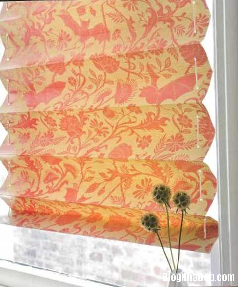 sang tao tu giay dan tuong 5 Ngôi nhà thêm duyên dáng với giấy dán tường