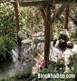 01 them net lang man cho vuon nha 9  Góc nhỏ bình yên trong vườn nhà
