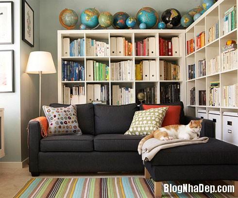 12CachPhoiMauHoanHaoChoNhaBan12 Bí quyết sắc màu khi trang trí không gian nhà ở