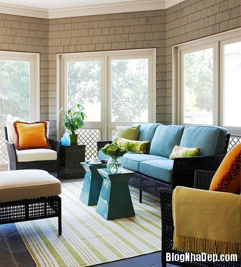12CachPhoiMauHoanHaoChoNhaBan6 Bí quyết sắc màu khi trang trí không gian nhà ở