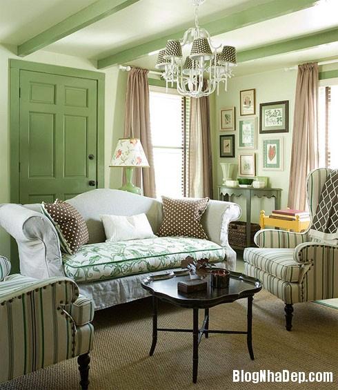 12CachPhoiMauHoanHaoChoNhaBan8 Bí quyết sắc màu khi trang trí không gian nhà ở