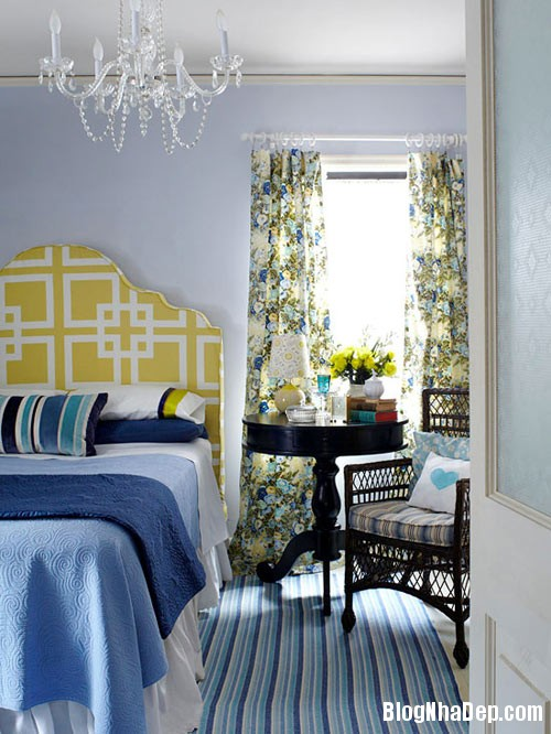 1376606425 10 Những mẫu phòng ngủ đẹp cho mùa thu