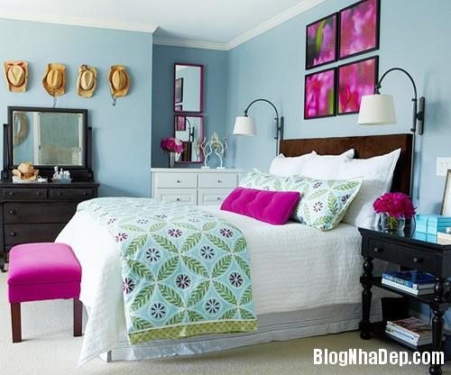 1376606425 3 Những mẫu phòng ngủ đẹp cho mùa thu