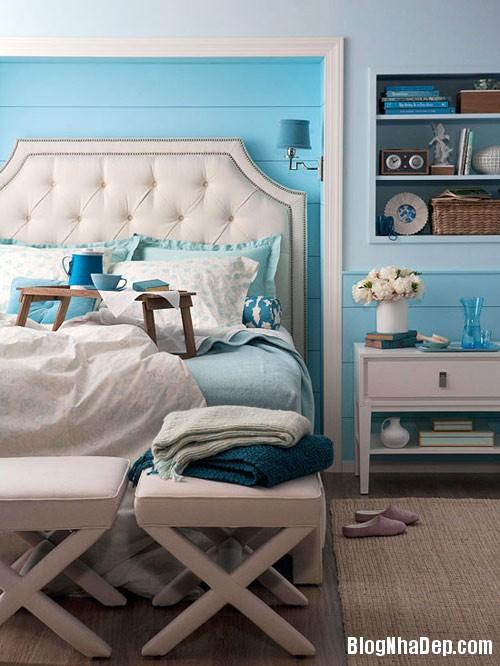 1376606425 4 Những mẫu phòng ngủ đẹp cho mùa thu
