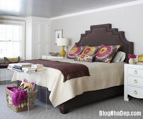 1376606425 5 Những mẫu phòng ngủ đẹp cho mùa thu