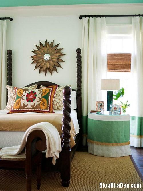 1376606425 7 Những mẫu phòng ngủ đẹp cho mùa thu