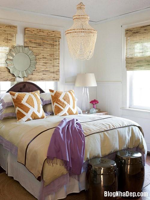 1376606425 9 Những mẫu phòng ngủ đẹp cho mùa thu
