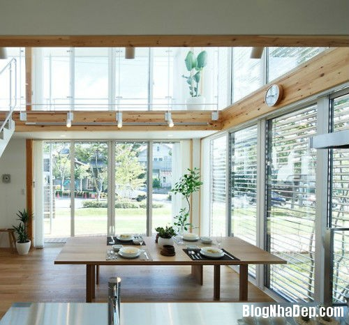 1398877572 18 Ngôi nhà lấy cảm hứng từ phong cách Zen Nhật Bãn
