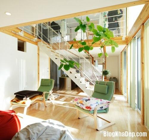 1398877572 4 Ngôi nhà lấy cảm hứng từ phong cách Zen Nhật Bãn